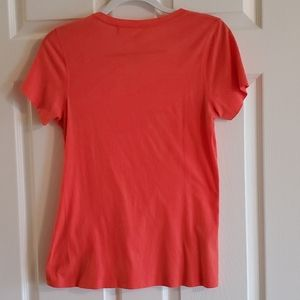 Tommy Bahama Tops - Women's Tommy Bahama orange t-shirt